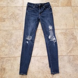 American Eagle Good Cond. Stretch Skinny Jeans